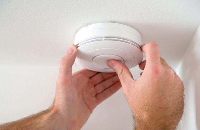 smoke alarms QLD